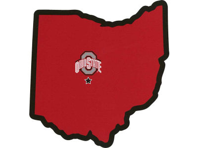 State with Mascot Decal