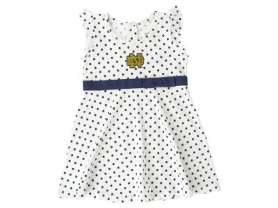 Notre Dame Fighting Irish NCAA Jessica Toddler Dress