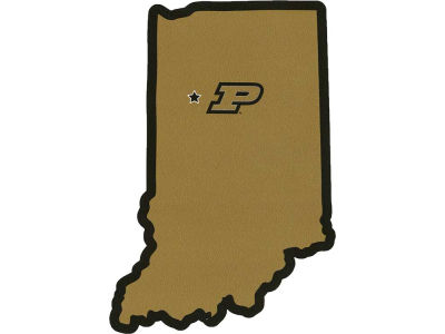 Purdue Boilermakers State with Mascot Decal