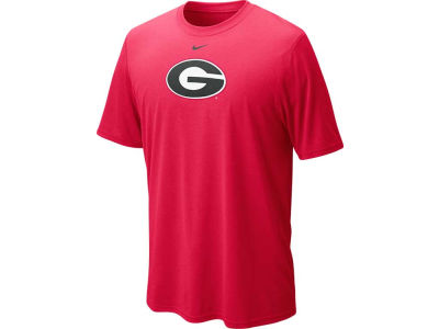 Georgia Bulldogs Nike NCAA Dri-Fit Logo Legend T-Shirt