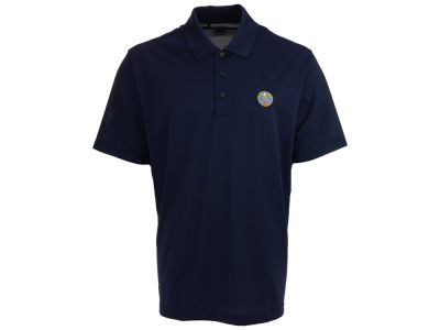 Denver Nuggets adidas NBA Men's Climalite Textured Polo