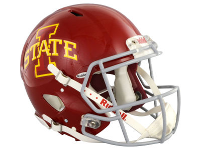 Iowa State Cyclones Speed Authentic Helmet