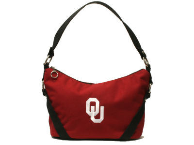 Oklahoma Sooners Poly Embrodiered Purse