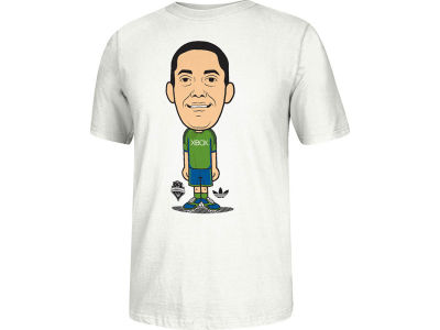 Seattle Sounders FC Clint Dempsey adidas MLS Dempsey Geek Up T-Shirt
