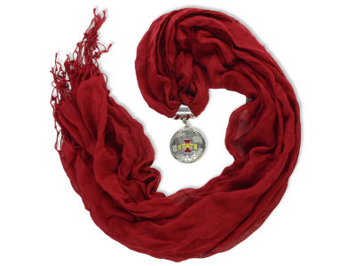 Iowa State Cyclones Scarf Pendant