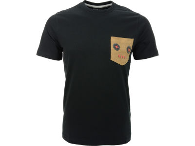 New Era Branded Voodoo Pocket T-Shirt