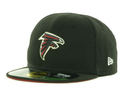 Atlanta Falcons New Era NFL Infant My First OnField 59FIFTY Cap