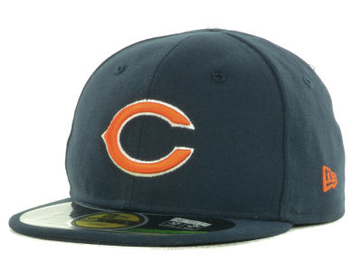 Chicago Bears New Era NFL Infant My First OnField 59FIFTY Cap