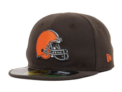 Cleveland Browns New Era NFL Infant My First OnField 59FIFTY Cap
