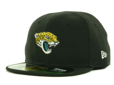 Jacksonville Jaguars New Era NFL Infant My First OnField 59FIFTY Cap