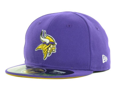 Minnesota Vikings New Era NFL Infant My First OnField 59FIFTY Cap