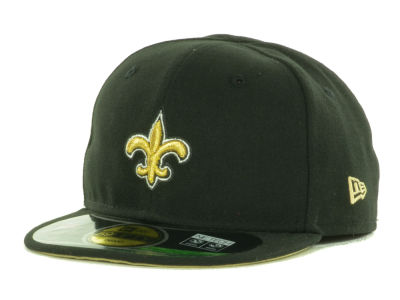 New Orleans Saints New Era NFL Infant My First OnField 59FIFTY Cap