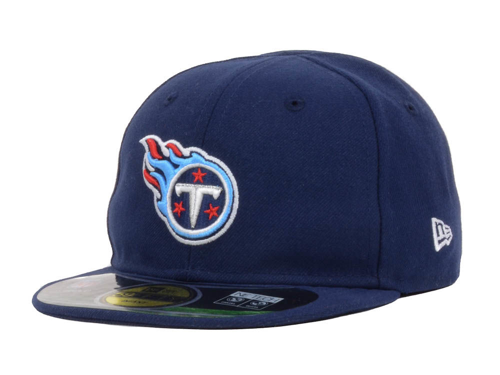 Tennessee Titans New Era NFL Infant My First OnField 59FIFTY Cap ... 25ae453fc