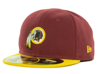 Washington Redskins New Era NFL Infant My First OnField 59FIFTY Cap