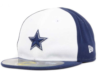 Dallas Cowboys New Era NFL Infant My First OnField 59FIFTY Cap