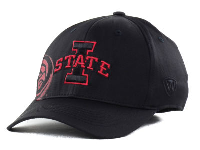 Iowa State Cyclones Top of the World NCAA Goner One-Fit Cap