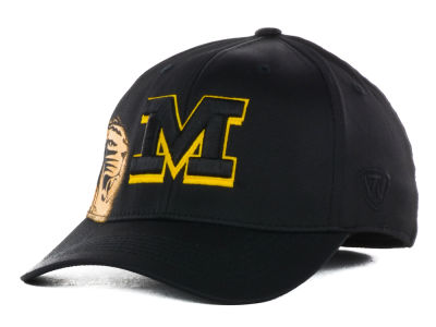 Missouri Tigers Top of the World NCAA Goner One-Fit Cap