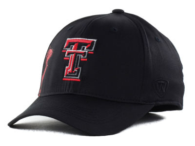 Texas Tech Red Raiders Top of the World NCAA Goner One-Fit Cap