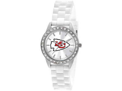 Kansas City Chiefs Womens Frost Watch