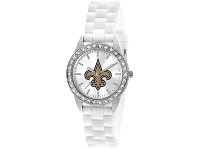 New Orleans Saints Womens Frost Watch