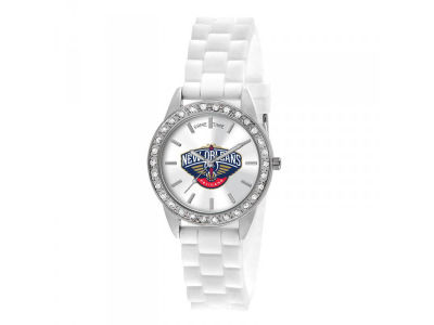 New Orleans Pelicans Womens Frost Watch