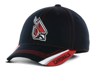 Ball State Cardinals Top of the World NCAA Lit One-Fit Cap