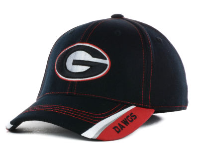 Georgia Bulldogs Top of the World NCAA Lit One-Fit Cap