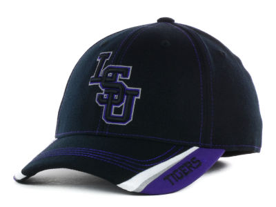 LSU Tigers Top of the World NCAA Lit One-Fit Cap