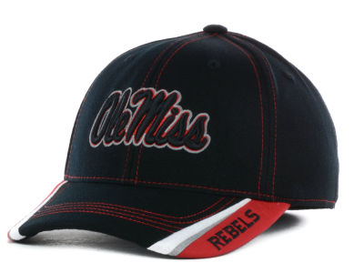 Ole Miss Rebels Top of the World NCAA Lit One-Fit Cap