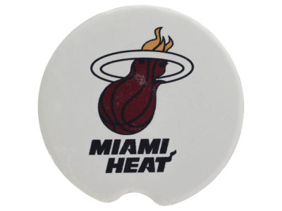 Miami Heat 2 Pack Car Coasters