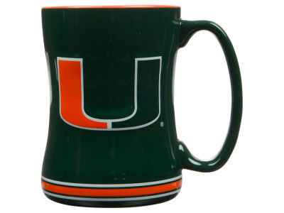 Miami Hurricanes 14 oz Relief Mug