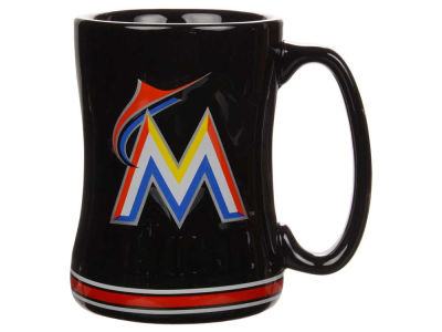 Miami Marlins 14 oz Relief Mug