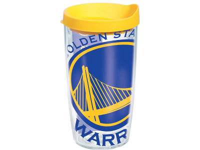 Golden State Warriors 16oz. Colossal Wrap Tumbler with Lid