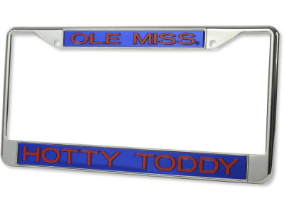 Ole Miss Rebels Laser Frame