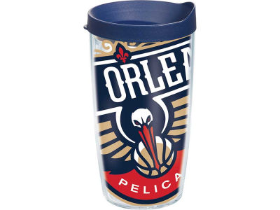 New Orleans Pelicans 16oz. Colossal Wrap Tumbler with Lid