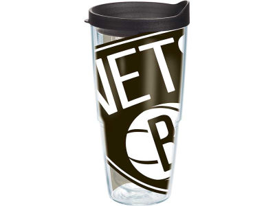 Brooklyn Nets 24oz. Colossal Wrap Tumbler