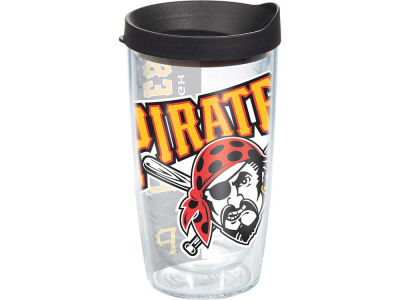 Pittsburgh Pirates 16oz. Colossal Wrap Tumbler with Lid