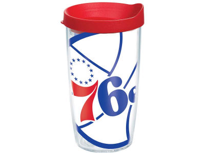Philadelphia 76ers 16oz. Colossal Wrap Tumbler with Lid