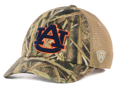 Auburn Tigers Top of the World Blades Mesh One-Fit Cap
