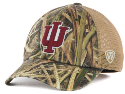 Indiana Hoosiers Top of the World Blades Mesh One-Fit Cap