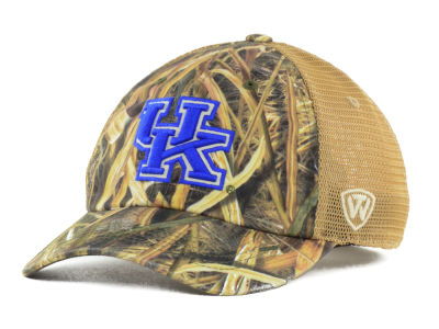Kentucky Wildcats Top of the World Blades Mesh One-Fit Cap