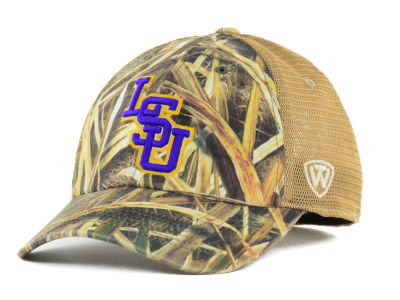 LSU Tigers Top of the World Blades Mesh One-Fit Cap