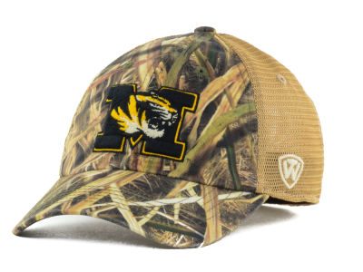 Missouri Tigers Top of the World Blades Mesh One-Fit Cap