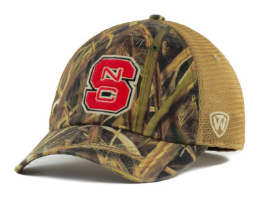 North Carolina State Wolfpack Top of the World Blades Mesh One-Fit Cap
