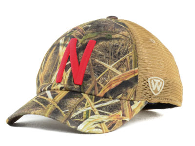 Nebraska Cornhuskers Top of the World Blades Mesh One-Fit Cap