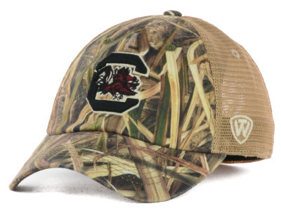 South Carolina Gamecocks Top of the World Blades Mesh One-Fit Cap
