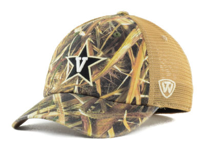 Vanderbilt Commodores Top of the World Blades Mesh One-Fit Cap
