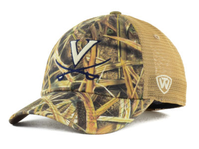 Virginia Cavaliers Top of the World Blades Mesh One-Fit Cap