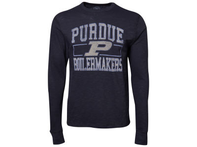 Purdue Boilermakers '47 NCAA Logo Long Sleeve Scrum T-Shirt
