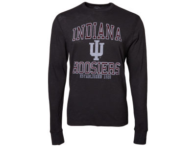 Indiana Hoosiers '47 NCAA Logo Long Sleeve Scrum T-Shirt